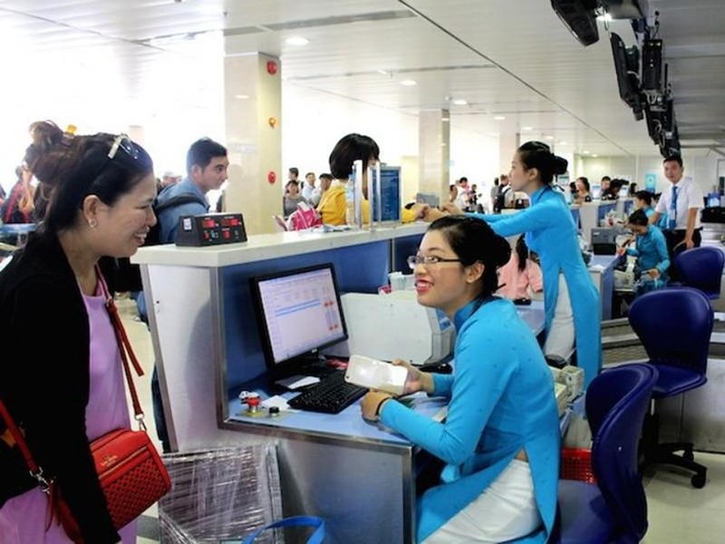 Vietnam Airlines mở bán vé không gồm hành lý ký gửi - ảnh 1