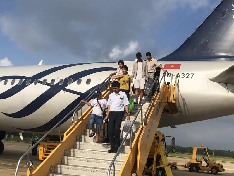 3 sân bay tăng trưởng tốt nhất Việt Nam - ảnh 1