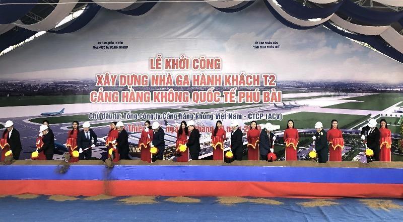 Sân bay Phú Bài xây nhà ga T2 trị giá hơn 2.200 tỉ - ảnh 2