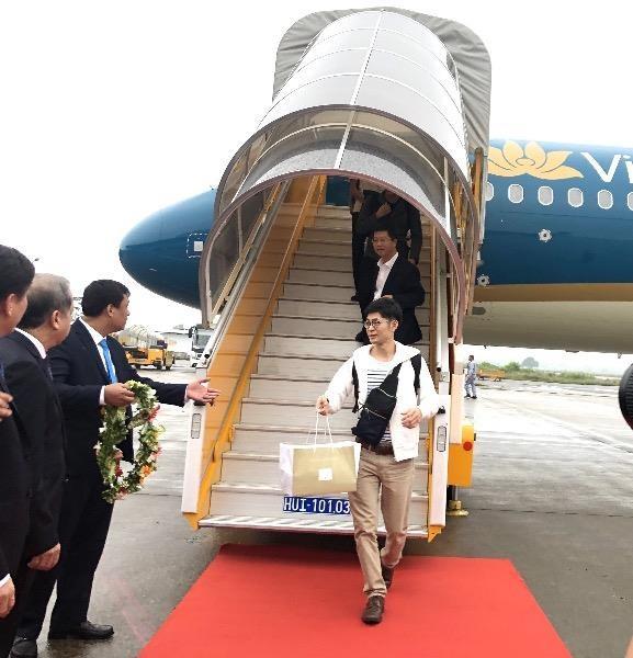 Sân bay Phú Bài xây nhà ga T2 trị giá hơn 2.200 tỉ - ảnh 1