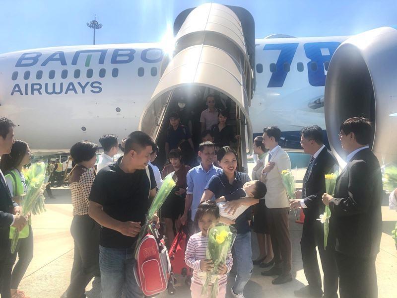 Bamboo bổ sung thêm 1 triệu chỗ ngồi dịp tết - ảnh 1
