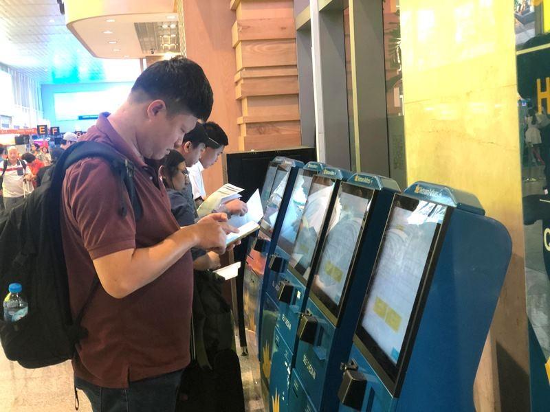 Tân Sơn Nhất hướng dẫn khách dịp cao điểm tết 2020 - ảnh 3