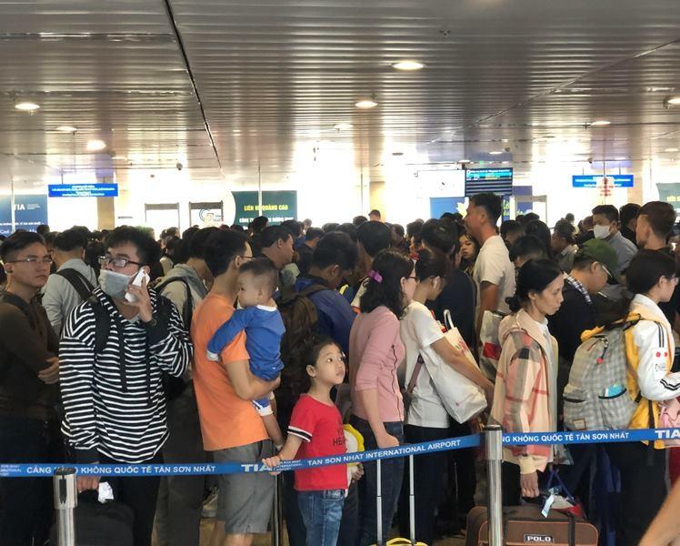 Sân bay Nội Bài dẫn đầu về mức độ hài lòng - ảnh 2