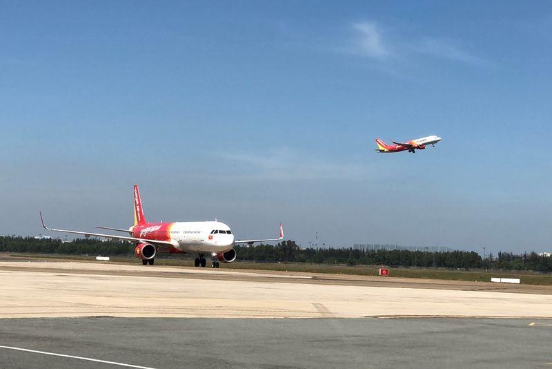 Cục Hàng không nói về 4 chuyến bay Vietjet đến Vũ Hán - ảnh 1