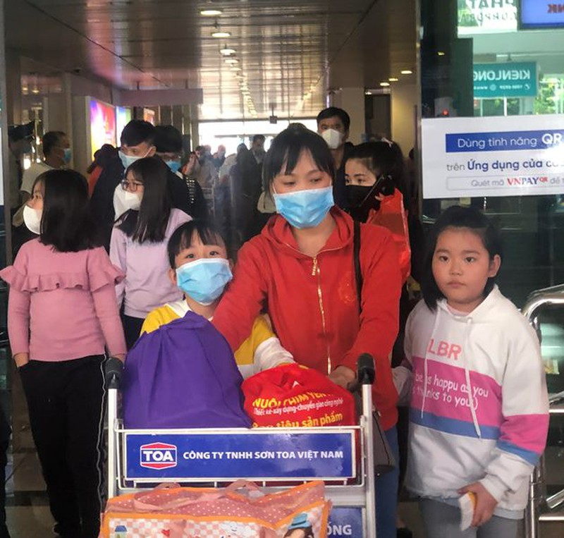 Hàng không Việt Nam tạm ngưng nhiều đường bay đến Trung Quốc - ảnh 2