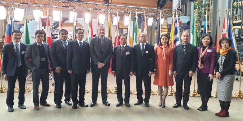 Chủ tịch EuroCham Việt Nam nói về một thập niên đàm phán EVFTA - ảnh 1