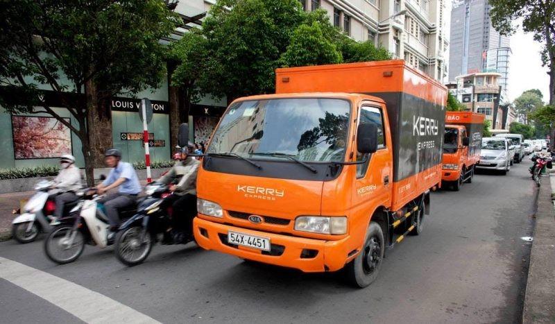 Kerry Express tạm ngưng chuyển phát đến huyện Bình Xuyên - ảnh 1