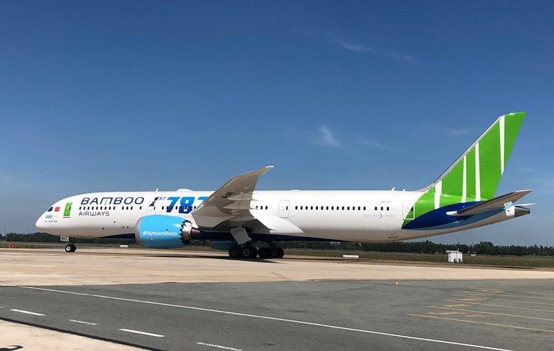 Bamboo Airways tạm ngưng 2 chặng bay đến Hàn Quốc - ảnh 1