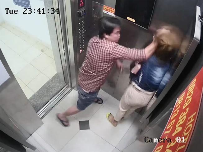Vụ đánh phụ nữ trong thang máy: Bộ LĐ-TB&XH đề nghị xử lý  - ảnh 1