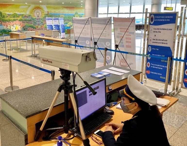 3 sân bay chuẩn bị gì để đón công dân trở về từ vùng dịch? - ảnh 1