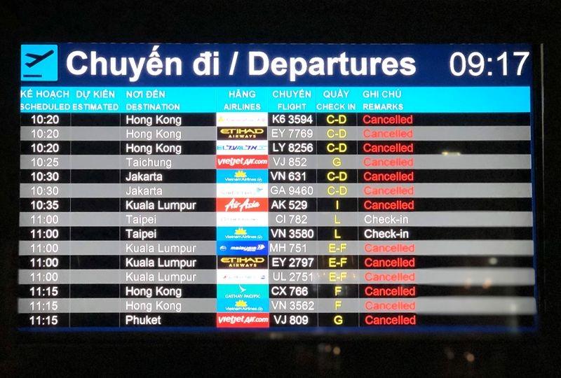Cận cảnh sân bay phục vụ 38 triệu khách đìu hiu thời COVID-19 - ảnh 4
