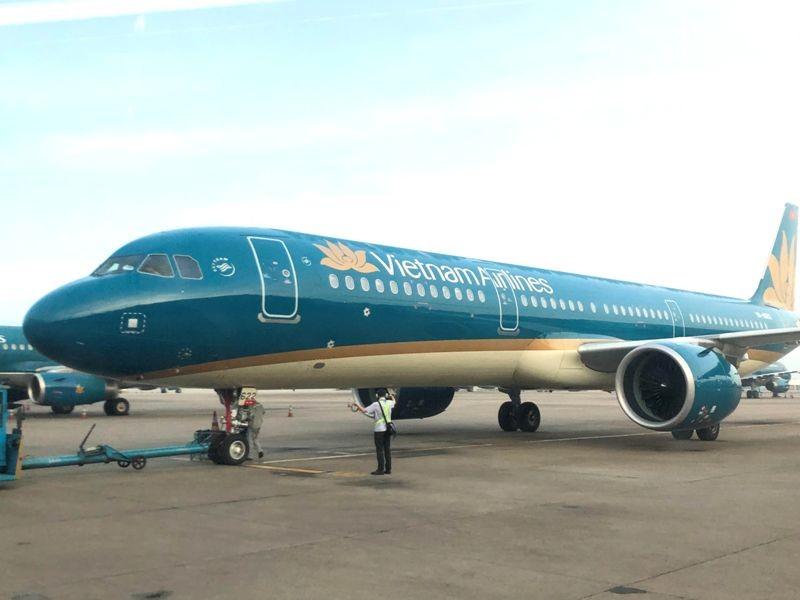 Vietnam Airlines chỉ còn khai thác 8 đường bay nội địa - ảnh 1