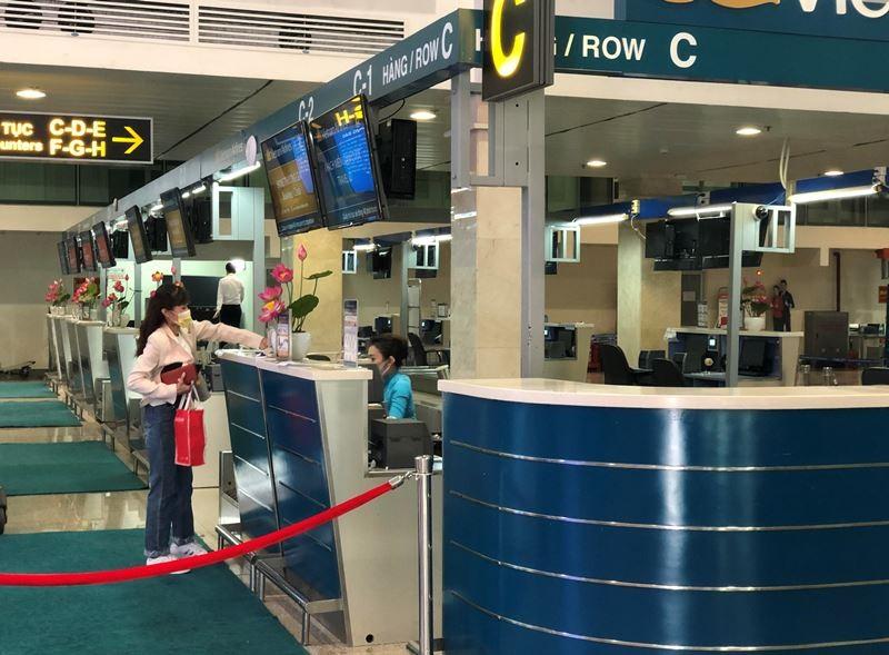10.000 lao động của Vietnam Airlines tạm ngưng việc - ảnh 1