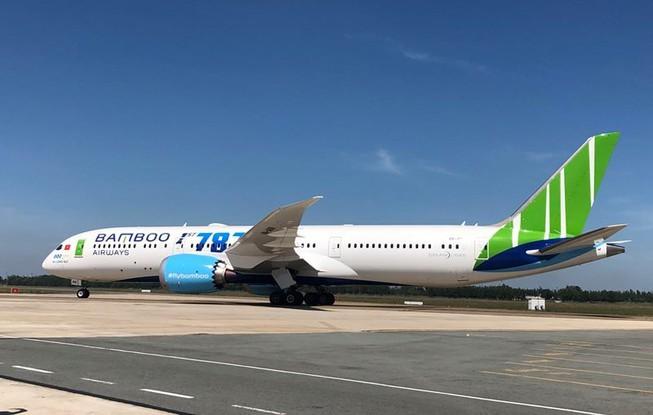 Bamboo Airways nối lại các chuyến bay nội địa từ ngày 16-4 - ảnh 1