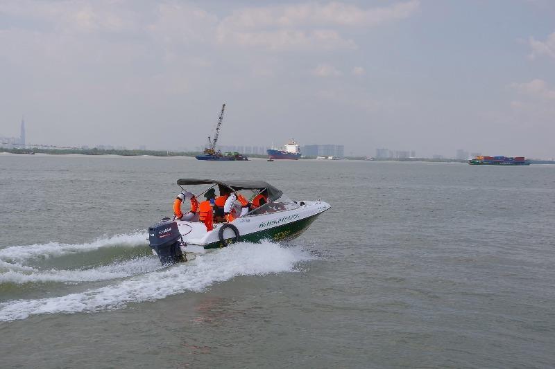 Biên phòng TP.HCM: Chốt chặn dịch 24/24 từ cửa cảng  - ảnh 3