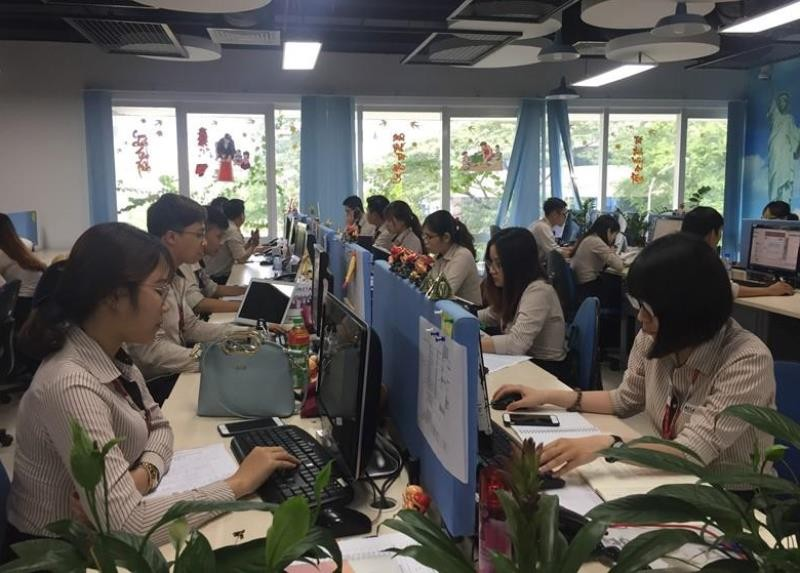 Nhân sự thương mại điện tử, công nghệ tài chính tăng mạnh - ảnh 1