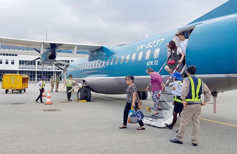 Hàng loạt đường bay kích cầu đến Côn Đảo - ảnh 1