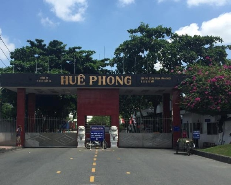 Thu hẹp sản xuất, Công ty Huê Phong cắt giảm 2.222 lao động  - ảnh 1
