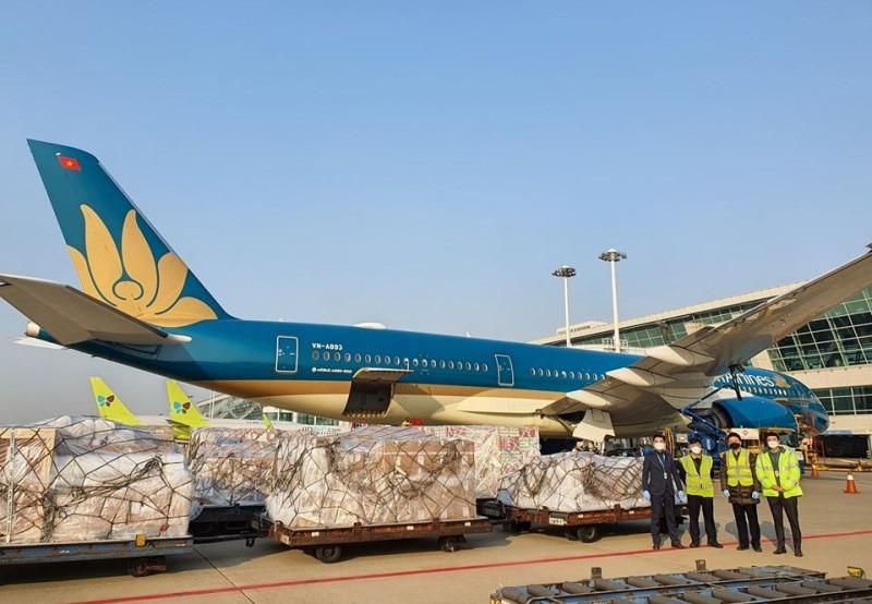 Khoảng 1.700 công dân Việt Nam sắp về nước trên 5 chuyến bay - ảnh 1