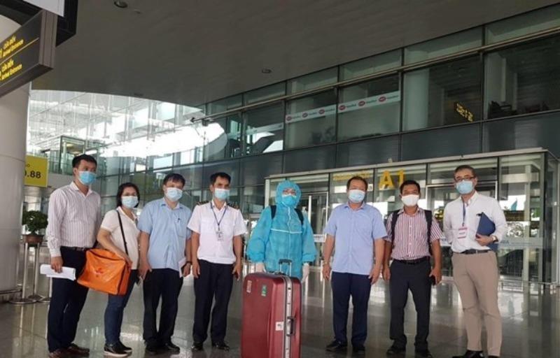 440 doanh nhân Nhật Bản nhập cảnh vào Việt Nam - ảnh 1