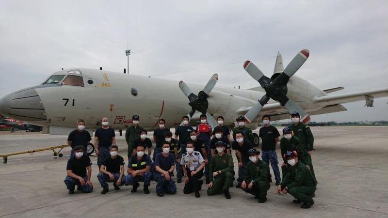 Nhật cảm ơn Việt Nam cho máy bay tuần thám quá cảnh 2 tháng - ảnh 1