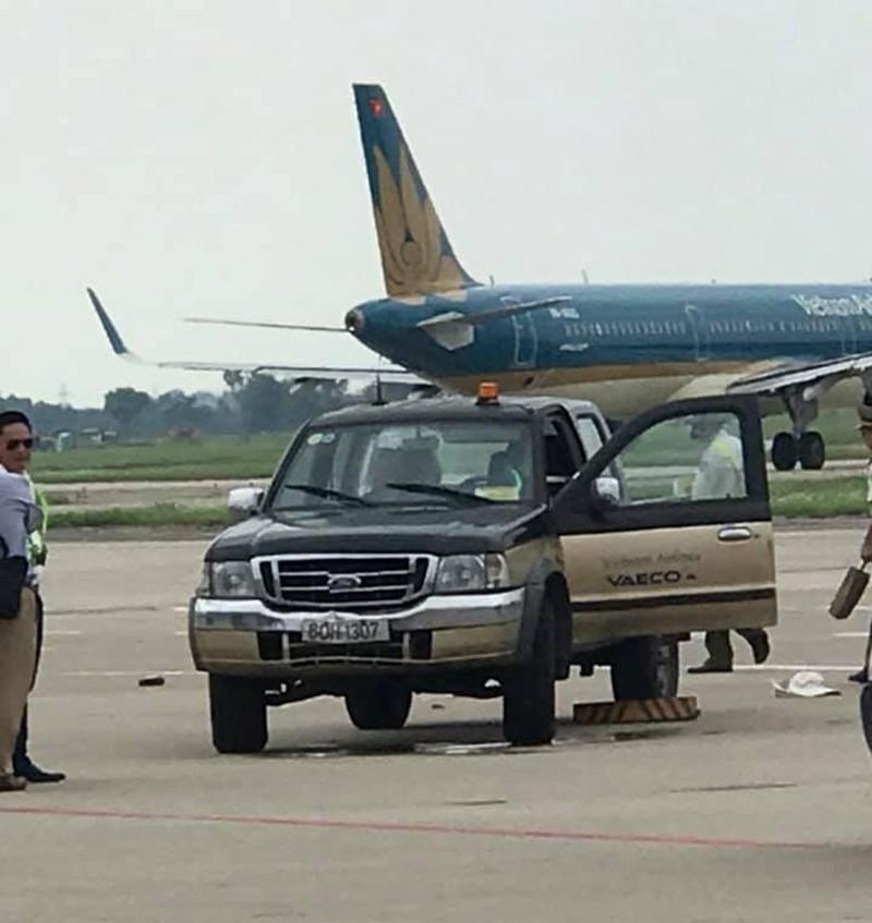 Sân bay Nội Bài lên tiếng vụ nữ nhân viên tử vong tại sân bay - ảnh 1