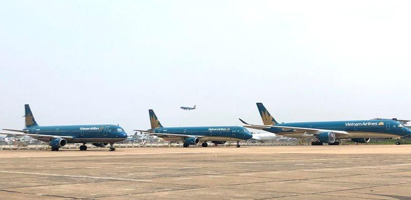Vietnam Airlines muốn bán 9 chiếc máy bay giữa mùa dịch - ảnh 1