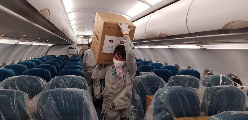 Vietnam Airlines tăng thị phần chở hàng xuất nhập khẩu - ảnh 2