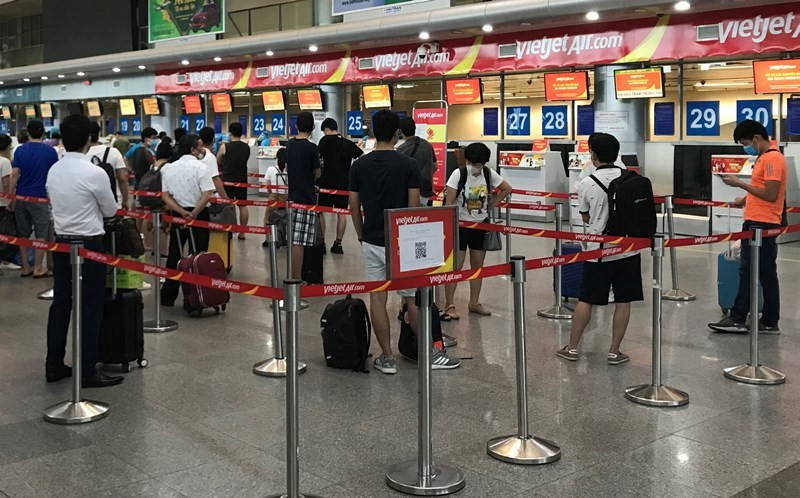 2 chuyến bay đưa 530 khách rời Đà Nẵng  - ảnh 3