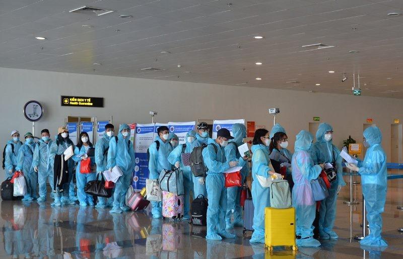 Tạm ngưng các chuyến bay quốc tế để chờ hướng dẫn mới - ảnh 1