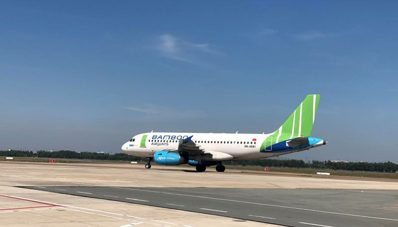 Bamboo Airways song hành VASCO khai thác đường bay Côn Đảo - ảnh 1