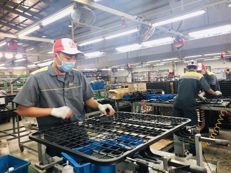 TP. HCM: Hơn 60% công nhân đi làm trở lại - ảnh 1