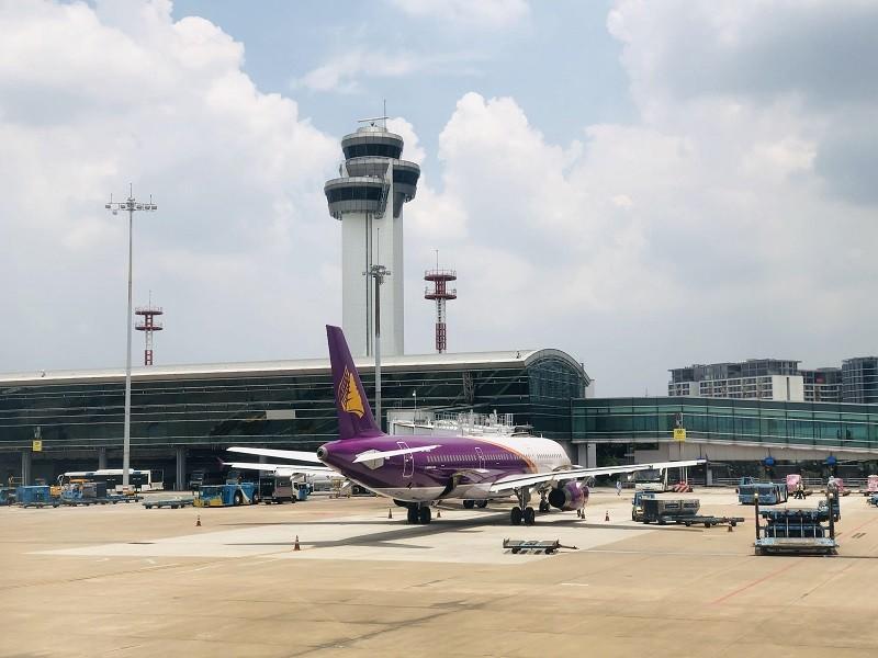 Điều chỉnh quy hoạch chi tiết sân bay Tân Sơn Nhất - ảnh 1