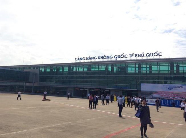 Sân bay Phú Quốc bất an vì tình trạng tái chiếm đất - ảnh 1