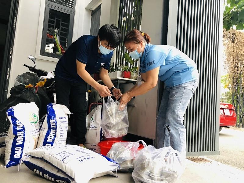 Quảng Bình hỗ trợ bà con đồng hương tại TP.HCM 3,7 tỉ đồng   - ảnh 1