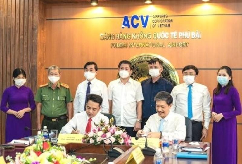 Hàng không và du lịch Thừa Thiên-Huế bắt tay quảng bá du lịch  - ảnh 1