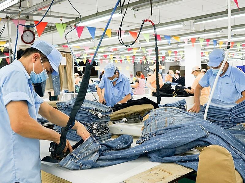 Nhiều công ty dệt may kín đơn hàng, muốn tuyển lao động - ảnh 1