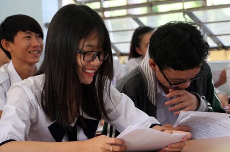 Nữ sinh Cần Giờ đạt giải nhất học sinh giỏi thành phố - ảnh 1