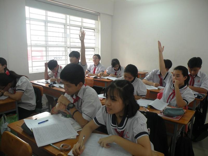 Thi lớp 10 ở TP.HCM diễn ra ngày 2 và 3 tháng 6 - ảnh 1