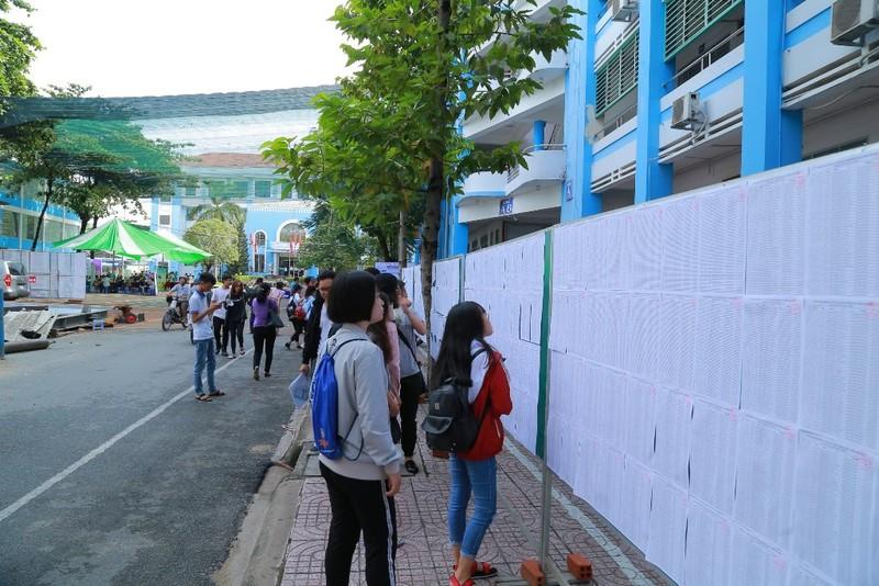 Các thí sinh bắt đầu làm thủ tục xác nhận nhập học đại học - ảnh 2