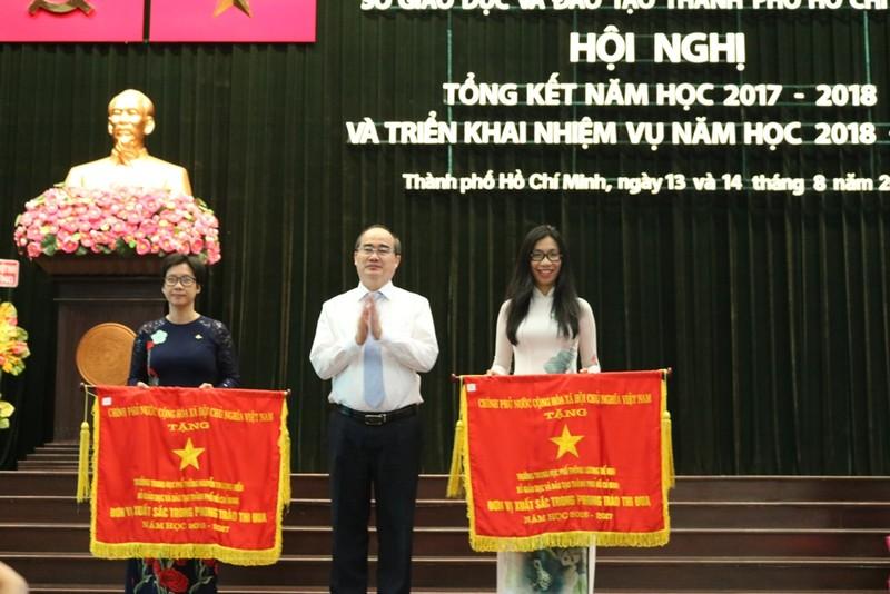 Ông Nguyễn Thiện Nhân: 'Tiếp tục bố trí 25% kinh phí cho GD' - ảnh 1