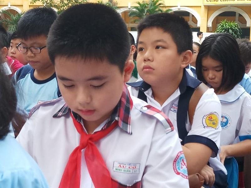 Trường THPT chuyên Trần Đại Nghĩa có hiệu trưởng mới - ảnh 1