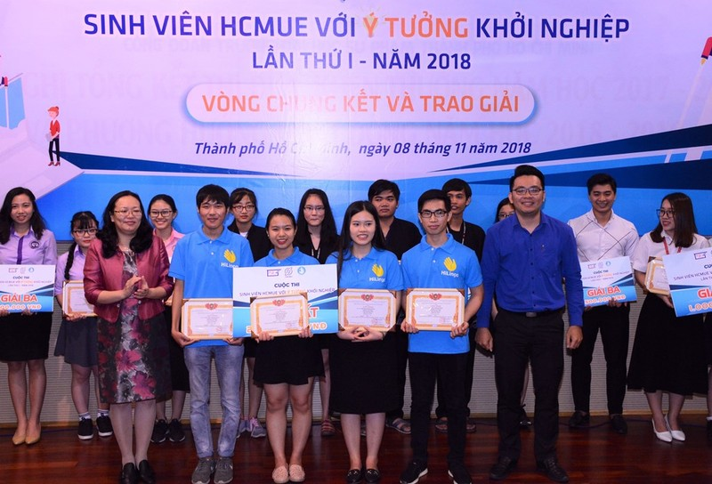 Sinh viên thiết kế phần mềm hỗ trợ tự học tiếng Trung - ảnh 1
