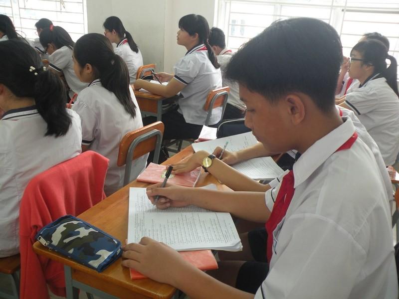 Tỉ lệ học sinh THCS tự hủy hoại bản thân đáng báo động - ảnh 1