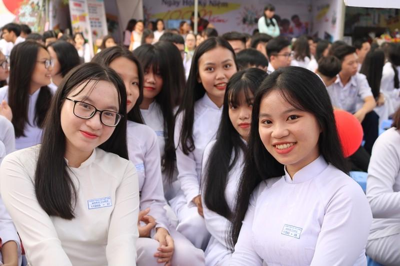 Ông Trương Hòa Bình dự kỷ niệm 100 năm thành lập trường Marie Curie - ảnh 10
