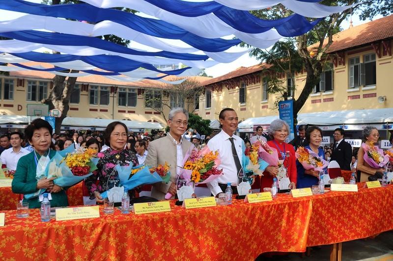 Ông Trương Hòa Bình dự kỷ niệm 100 năm thành lập trường Marie Curie - ảnh 5