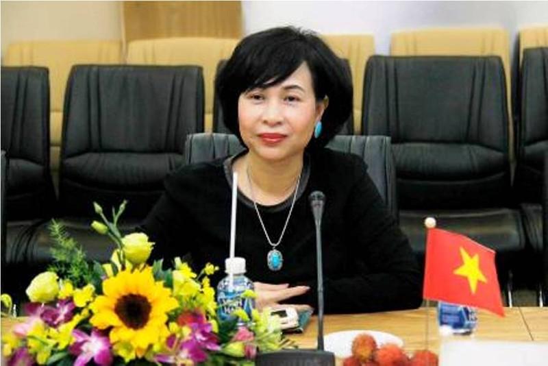 GS Mai Hồng Quỳ làm Hiệu trưởng ĐH Hoa Sen - ảnh 1