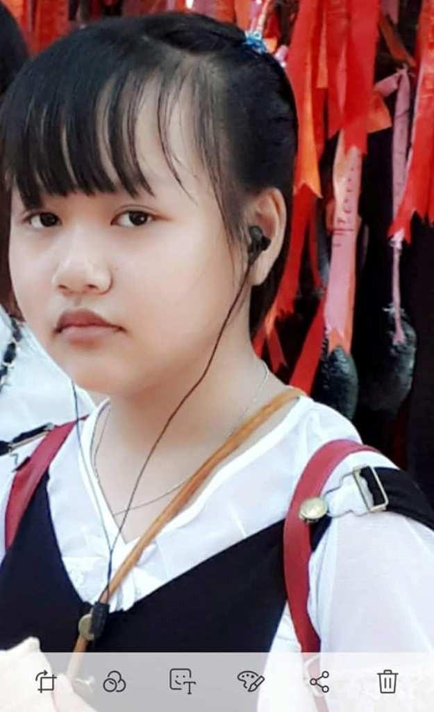 Một học sinh ở Bình Chánh mất tích - ảnh 2