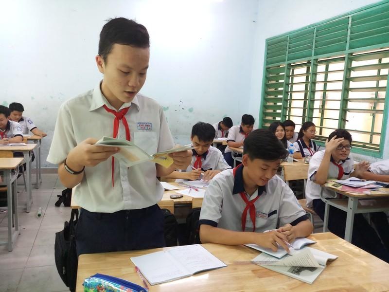 TP.HCM: Tuyển gần 1.700 học sinh vào lớp 10 chuyên - ảnh 3