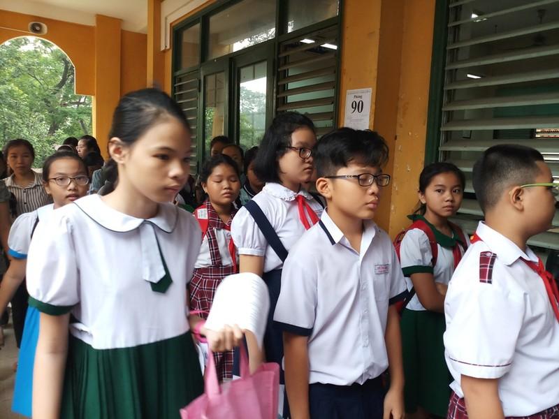 Thông tin 'hot' tuyển sinh vào lớp 6 chuyên Trần Đại Nghĩa - ảnh 1